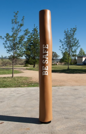 blair state school original didgeridoo