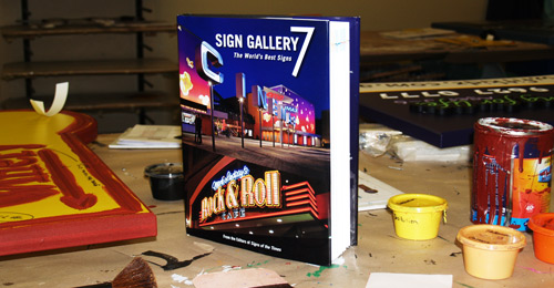 Sign Gallery Book
