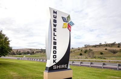Shire Gateway Signs
