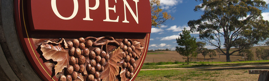 Winery Signs
