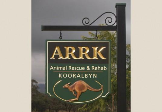 ARRK Business Sign