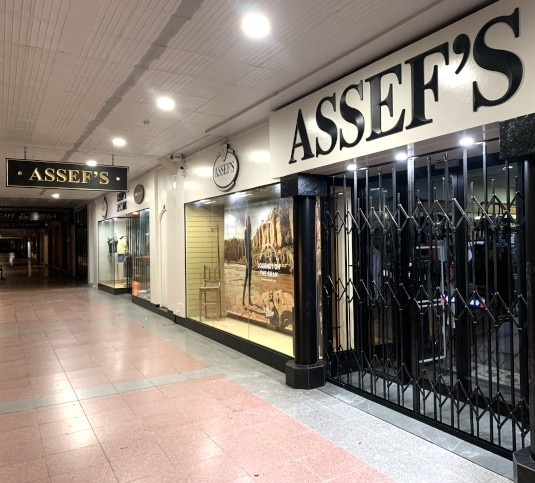 assefs-shop-moree-wall-signage