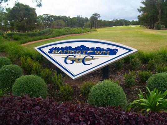 Bankstown_Golf_Club_branding_sign