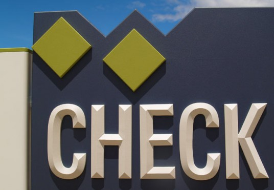 Checkers Country Resort Club Signs