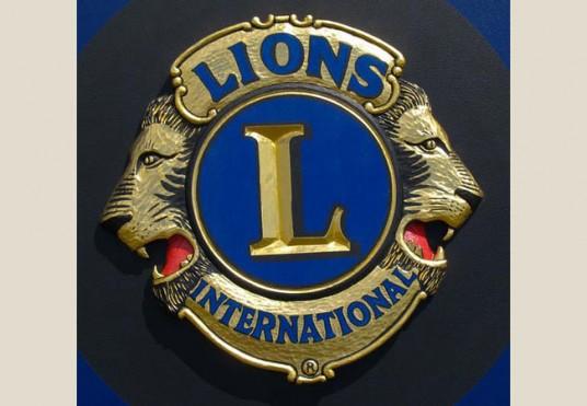 Lion's Club Crest