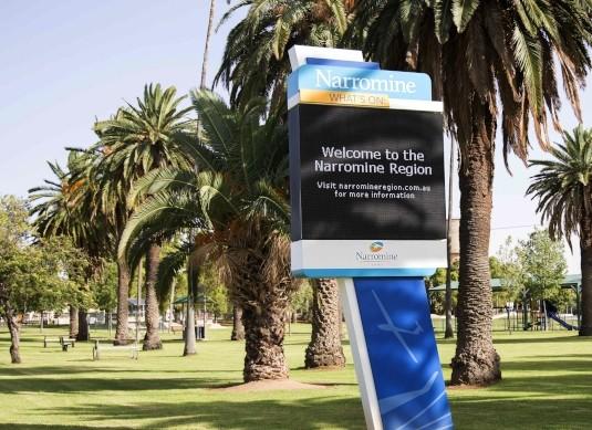 council-electronic-signage-australia