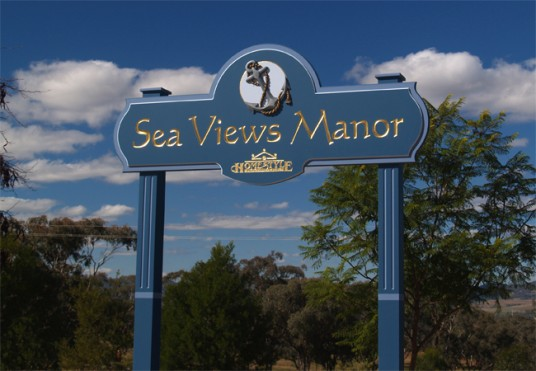Sea Views Manor Aged Care entry statement