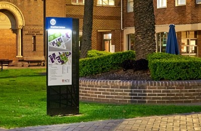 acu-strathfield-campus-illuminated-map-sign
