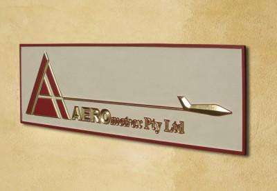 Aerometrex Business Sign