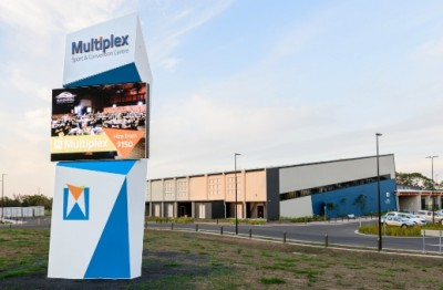 convention-centre-multiplex-led-sign-bundaberg