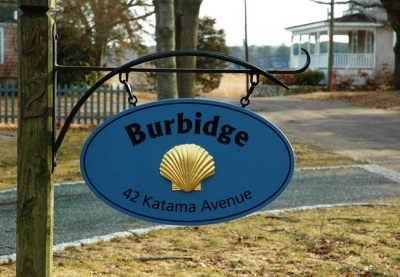 Burbidge Property Sign