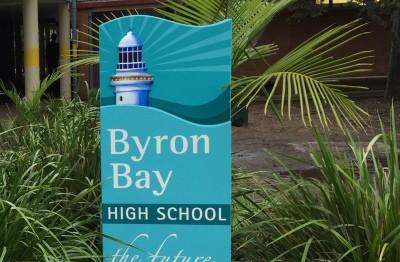 byron-bay-high-school-signage