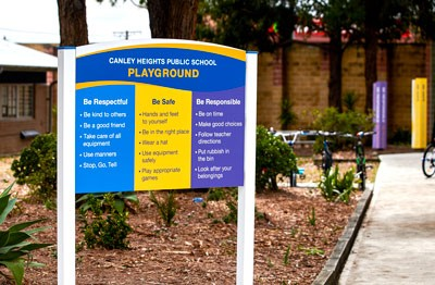 pylon-sign-for-canley-heights-public-school-with-pbl-values