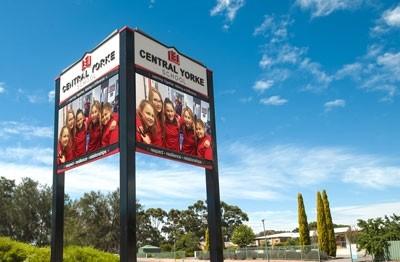central-yorke-school-digital-sign-south-australia
