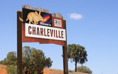 charleville-queensland-entry-sign