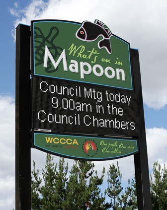 Digital_sign_for_Mapoon