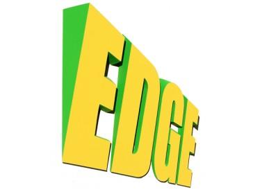 Edge 3D Letters Business Sign