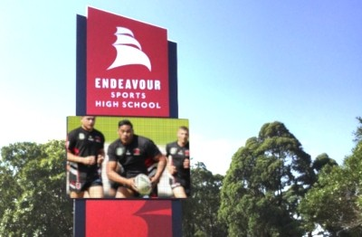 endeavour-sports-high-school-digital-sign