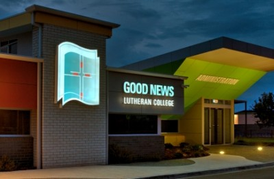 good-news-lutheran-college-tarneit-wall-signs