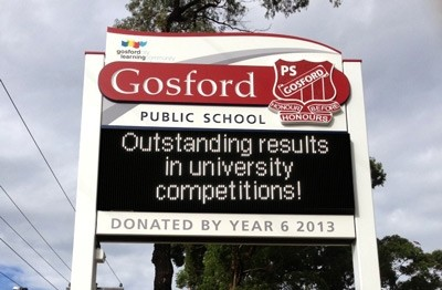 gosford-public-school-led-sign