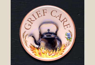 Grief Care Business Sign