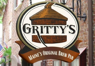 Gritty's_dimensional_custom_pub_sign