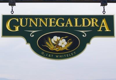 Gunnegaldra Property Sign