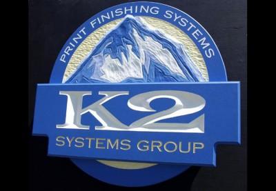 K2 Business Sign