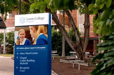 loreto-college-campus-signage-brisbane