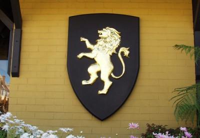New England Motor Lodge Crest