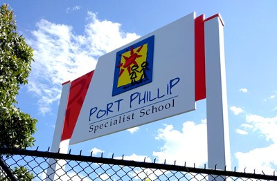 a-school-sign-for-port-phillip-specialist-school