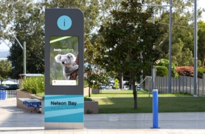 outdoor-lcd-screen-information-totem-sign-australia