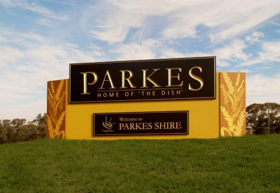 Parkes Local Government Sign System