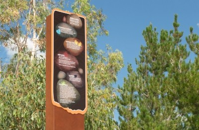 indigenous-education-garden-sign-australia