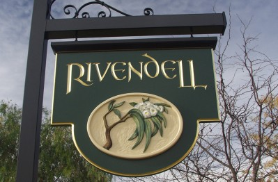 Rivendell Farm Sign