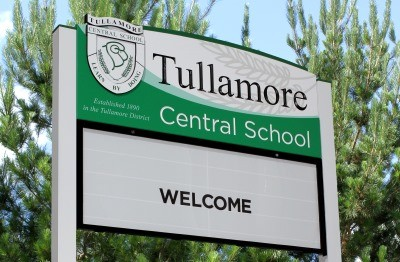 signage-for-tullamore-central-school