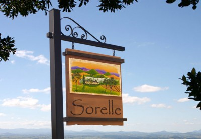 Sorelle Property Sign