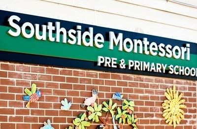 southside-montessori-school-wall-sign