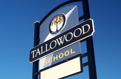 tallowood-school-signs