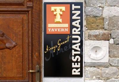 Tenterfield Tavern Pub Sign