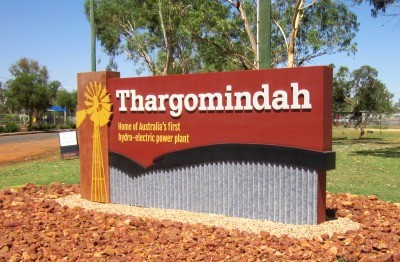 thargomindah-town-entry-sign