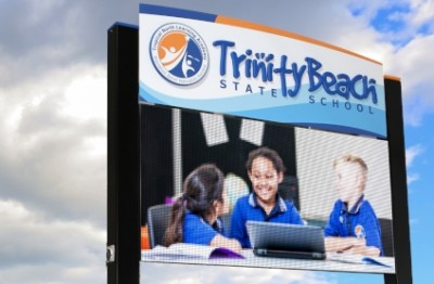 trinity-beach-state-school-electronic-sign