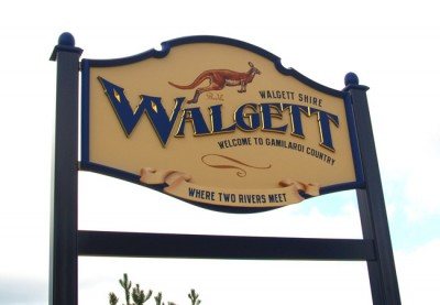Walgett Local Government Sign System