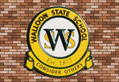 Walloon State School Sign System