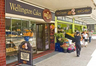 Wellington sign system