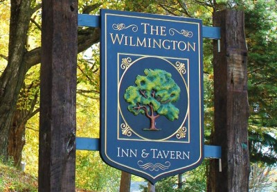 The Wilmington Inn B&B Sign