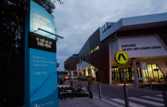 Boroondara Aquatic Centre Sign
