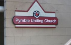 Pymble_uniting_church_led_sign