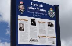 forsyth-police-station-entry-sign