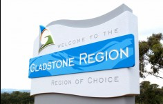 Gladstone_regional_council_entry_monument